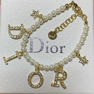 Dior - dior evolution ブレスレット パール