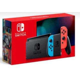Nintendo Switch - switch ネオン4台 新品未使用