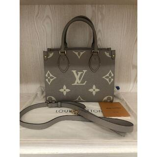 LOUIS VUITTON - Louis Vuitton ルイヴィトン オンザゴー PM M45779