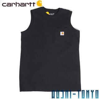 carhartt - ◆USA限定◆Carhartt タンクトップ ブラック US Sサイズ