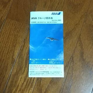 エーエヌエー(ゼンニッポンクウユ)(ANA(全日本空輸))のANAグループ優待券(その他)