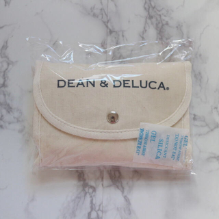 DEAN & DELUCA - 【新品】ディーンアンドデルーカ ショッピングバッグ ナチュラル エコバッグ