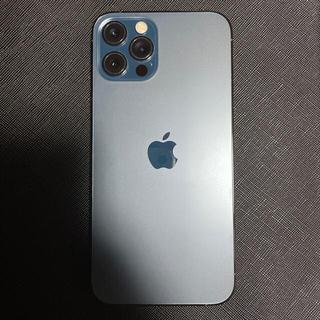 Apple - iPhone12pro パシフィックブルー 128GB