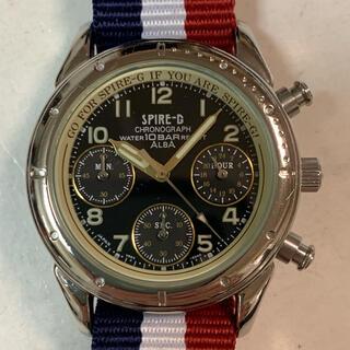 アルバ(ALBA)のセイコー アルバ クロノグラフ腕時計(腕時計(アナログ))