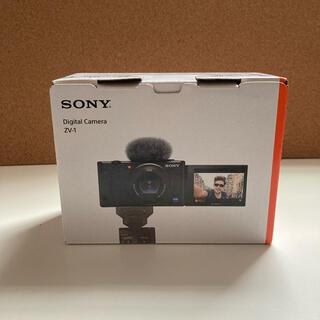 SONY - SONYデジタルカメラ VLOGCAM ZV-1