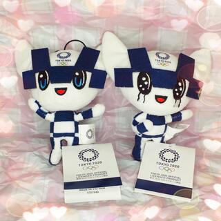 SEGA - 東京2020 オリンピック 公式キャラクター ミライトワ 2体 ❣️