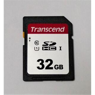 トランセンド(Transcend)の32GB SDHCカード UHS-I クラス10 Transcend(その他)
