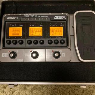 ズーム(Zoom)のzoomG3x(エフェクター)