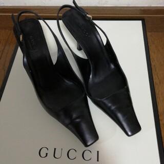 グッチ(Gucci)の正規GUCCI パンプス(ハイヒール/パンプス)