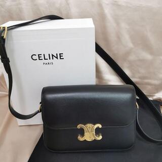 celine - CELINE トリオンフ ストラップバッグ