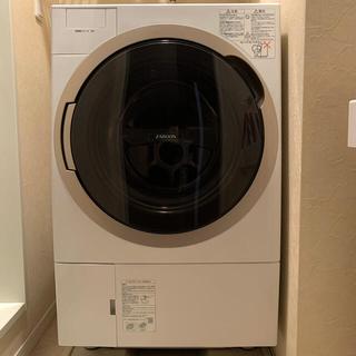 東芝 - 【お値下げしました!】TOSHIBA 全自動ドラム式洗濯機 TW-117A6