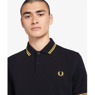 フレッドペリー(FRED PERRY)のFREDPERRY フレッドペリー 月桂樹マーク ポロシャツ XL(ポロシャツ)