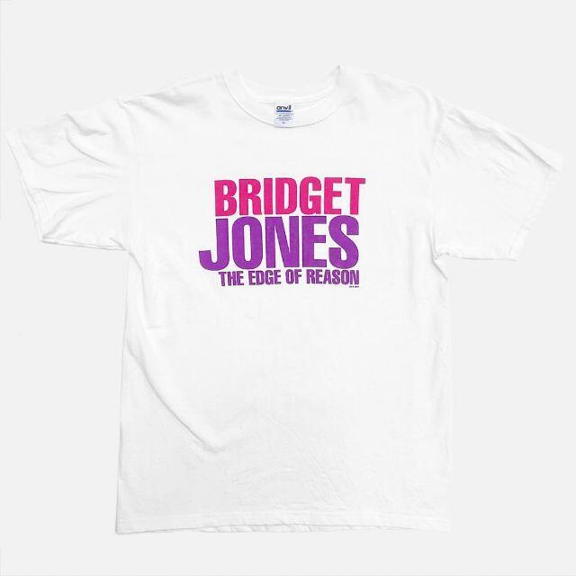 00s Vintage|2004 Bridget Jones's Diary 2 メンズのトップス(Tシャツ/カットソー(半袖/袖なし))の商品写真