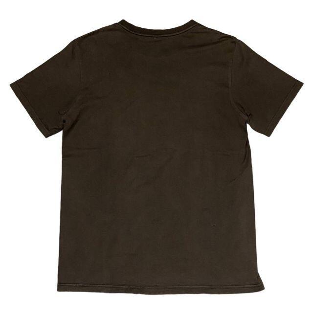 NUMBER (N)INE(ナンバーナイン)の37-71)ナンバーナイン スカルクロス ダメージ加工Tシャツ チャコール 2 メンズのトップス(Tシャツ/カットソー(半袖/袖なし))の商品写真