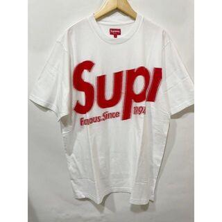 シュプリーム Tシャツ スペルアウト 白