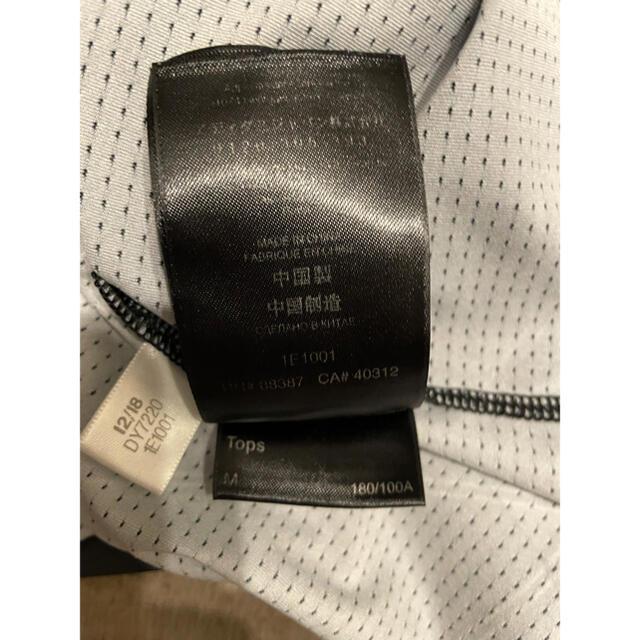 Y-3(ワイスリー)の■Y-3 フットボールメッシュT-shirts メンズのトップス(Tシャツ/カットソー(半袖/袖なし))の商品写真