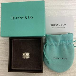 Tiffany & Co. - 【研磨済♫特価!】ティファニー アトラス ワイドリング