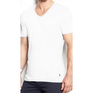 Ralph Lauren - 新品未使用 ポロラルフローレン Tシャツ Lサイズ  Uネック