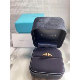 Tiffany & Co. - ティファニーT ダイヤモンドワイヤーリング