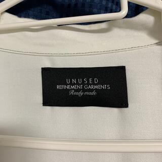 UNUSED - unused シャツ