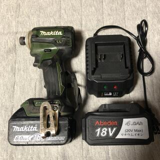 マキタ(Makita)のマキタ 18V TD171D 限定色 オーセンティックグリーン (工具)