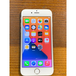 iPhone - iPhone 6s 64GB silver SIMフリー