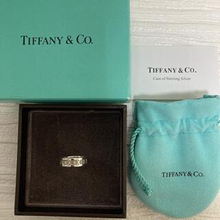 Tiffany & Co. - 【研磨済♫特価!】ティファニー アトラスリング 10号