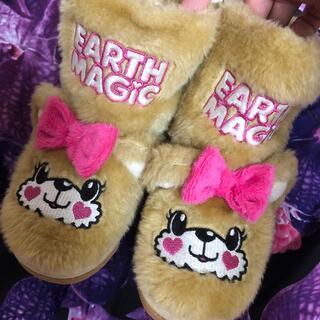 アースマジック(EARTHMAGIC)のEarthmagic♡15cm(ブーツ)