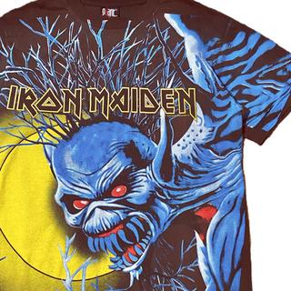 FEAR OF GOD - 90's IRON MAIDEND アイアンメイデン Tシャツ 総柄