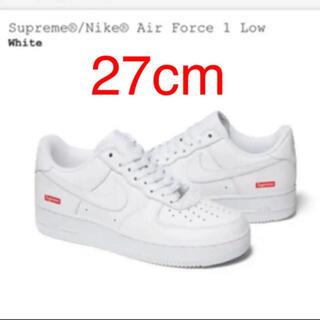 Supreme - Supreme Nike Air Force 1 Low 27cm