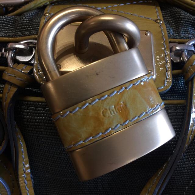 Chloe(クロエ)のクロエ パディントン ユーズド レディースのバッグ(ハンドバッグ)の商品写真