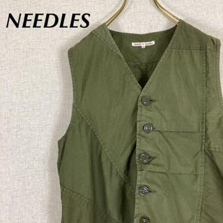 ニードルス(Needles)のREBUILD by NEEDLES リビルドバイニードル リメイクベスト(ベスト)