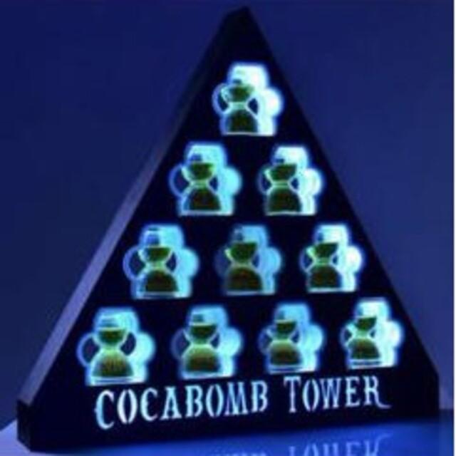 レア コカボム LED ディスプレイ ケース ライト キャバクラ ホスト  インテリア/住まい/日用品のライト/照明/LED(その他)の商品写真