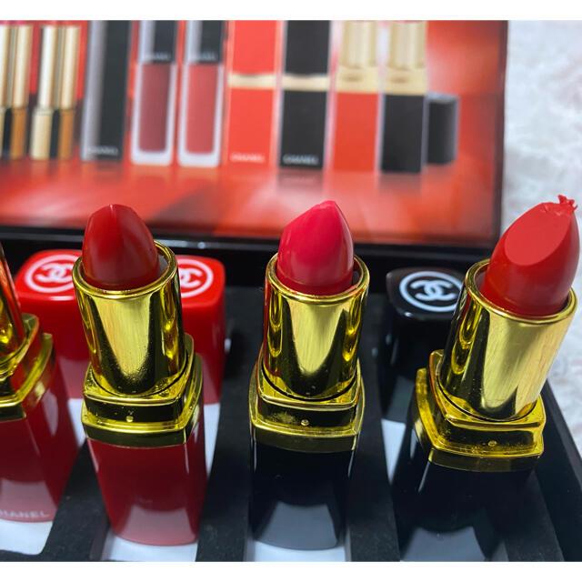 CHANEL(シャネル)のシャネル リップグロス ルージュアリュール コスメ/美容のベースメイク/化粧品(口紅)の商品写真