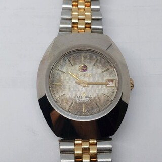 RADO - 【正規稼働品】RADO/ラドー バルボア デイト 自動巻 メンズ 腕時計