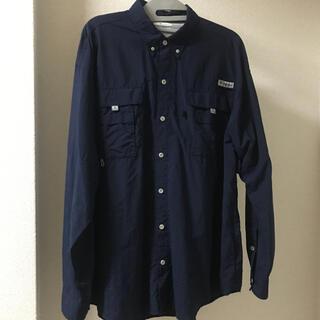 コロンビア(Columbia)のcolumbia PFG 長袖 フィッシングシャツ XLサイズ シャツ(シャツ)