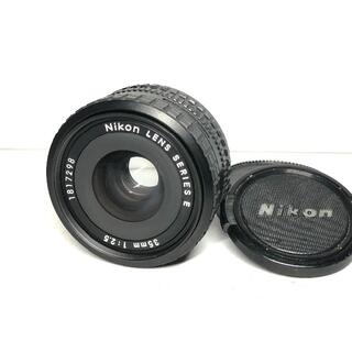 ニコン(Nikon)のニコン SERIES E 35mm F2.5(レンズ(単焦点))