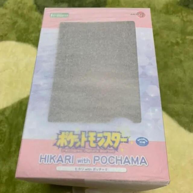 KOTOBUKIYA(コトブキヤ)のポケモン ヒカリ  フィギュア エンタメ/ホビーのフィギュア(アニメ/ゲーム)の商品写真