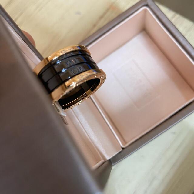 BVLGARI(ブルガリ)のブルガリ リング ビー・ゼロワン リング レディースのアクセサリー(リング(指輪))の商品写真