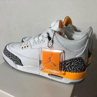 "Wmns Air Jordan 3 Retro ""Laser Orange(スニーカー)"