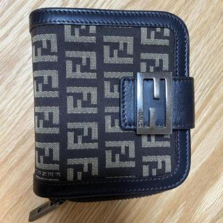 フェンディ(FENDI)のFENDI ヴィンテージ 折りたたみ財布(財布)