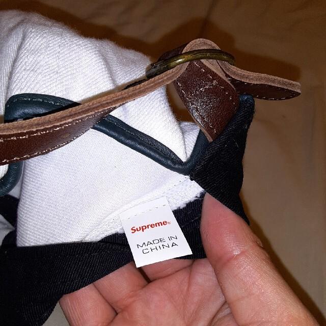 Supreme(シュプリーム)の2-Tone Denim Camp cap メンズの帽子(キャップ)の商品写真