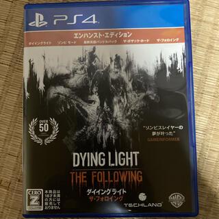 PlayStation4 - ダイイングライト: ザ・フォロイング エンハンスト・エディション PS4