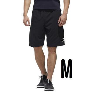 adidas - 新品未使用 M 大ホワイトロゴ アディダス ハーフパンツ