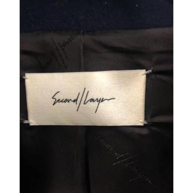 Maison Martin Margiela(マルタンマルジェラ)のsecond layer ブルゾン メンズのジャケット/アウター(ブルゾン)の商品写真