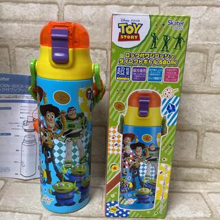 セール中新品 トイストーリー 超軽量 ダイレクトステンレスボトル水筒 580ml(弁当用品)
