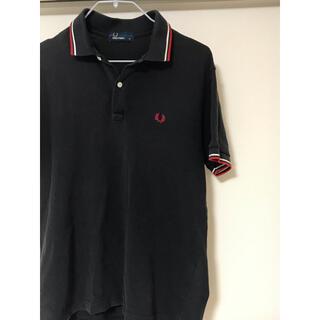 フレッドペリー(FRED PERRY)のFRED PERRY フレッドペリー ポロシャツ 黒(ポロシャツ)