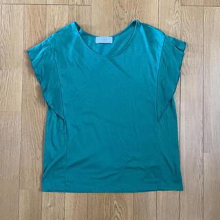イエナスローブ(IENA SLOBE)のIENA Tシャツ カットソー トップス(Tシャツ(半袖/袖なし))