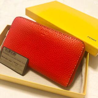 フェンディ(FENDI)のFENDI フェンディ 長財布(財布)