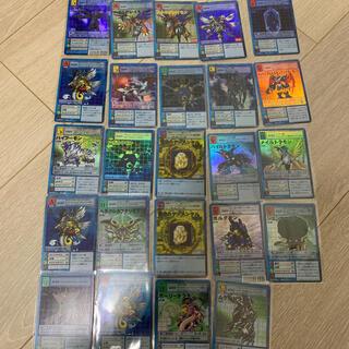 バンダイ(BANDAI)のデジモンカード 初期 大量まとめ売り 旧裏(シングルカード)